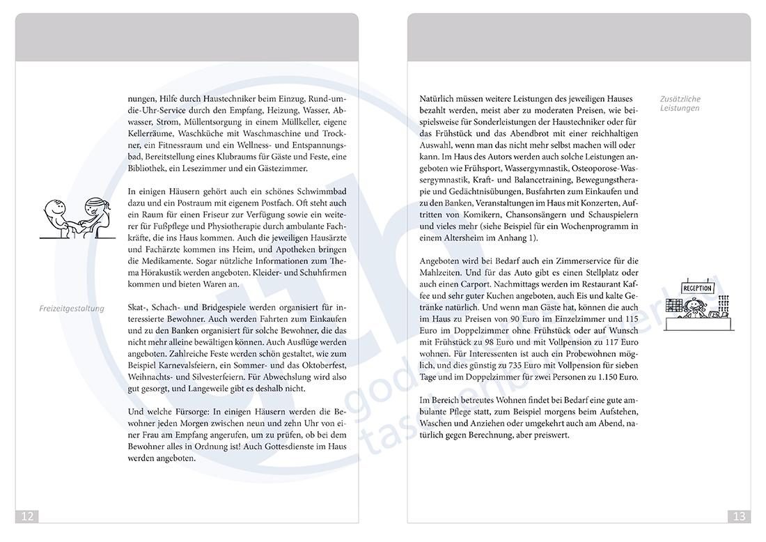 Ratgeber für den Weg zur letzten Station und danach ... – Seite 12-13