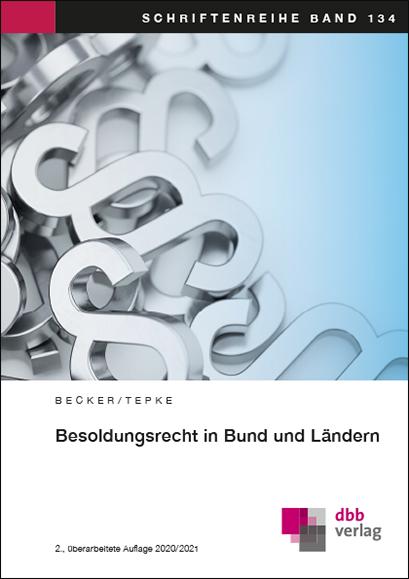 Besoldungsrecht in Bund und Ländern 2020/2021