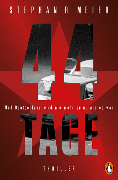 44 TAGE © Penguin Verlag
