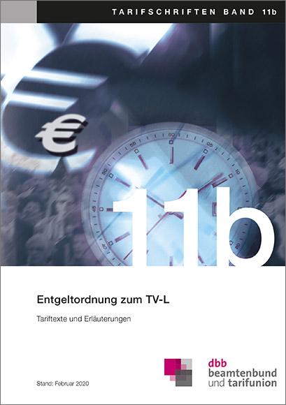 Entgeltordnung zum TV-L © DBB Verlag GmbH