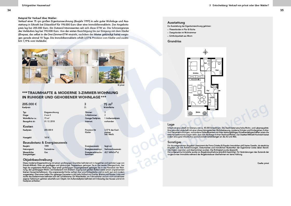 Erfolgreicher Hausverkauf von privat oder über Makler – Seite 34-35