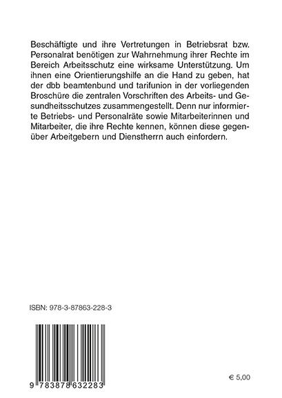 Vorschriftensammlung Arbeitsschutz - U4