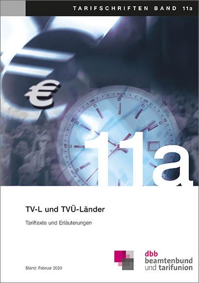 TV-L und TVÜ-Länder 2020