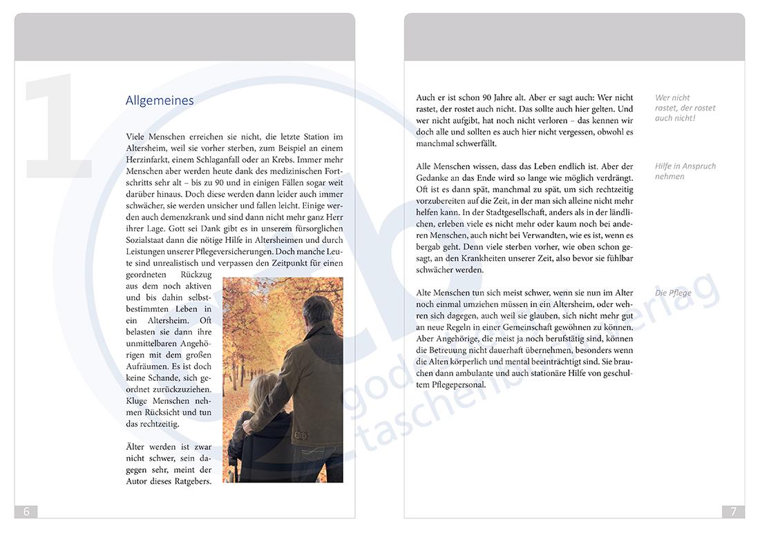Ratgeber für den Weg zur letzten Station und danach ... – Seite 6-7